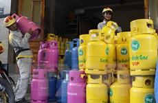 Giá gas tại các tỉnh thành phía Nam tăng 1.375 đồng mỗi kg