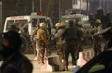 Afghanistan: Taliban dùng súng, bom tấn công sứ quán Tây Ban Nha