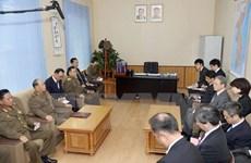 Nhật-Triều tiến hành nhiều cuộc đàm phán về con tin tại Trung Quốc