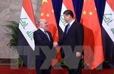 Trung Quốc, Iraq nhất trí thiết lập quan hệ đối tác chiến lược