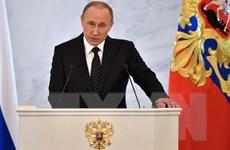 Báo Hong Kong: Vladimir Putin đứng đầu top 10 nhân vật quốc tế