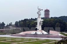 Hà Tĩnh: Gần 44 tỷ đồng xây dựng đền thờ Ngã ba Đồng Lộc