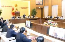 Ủy ban Thường vụ Quốc hội sắp họp cho ý kiến về nhiều dự luật