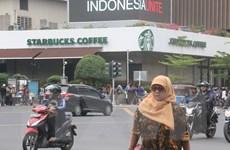Tổng thống Widodo thị sát khu vực hiện trường vụ tấn công tại Jakarta