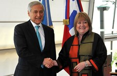 Argentina và Chile thảo luận thúc đẩy quan hệ hợp tác chiến lược
