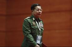 Quân đội Myanmar bổ nhiệm các sỹ quan làm nghị sỹ quốc hội