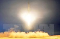 Quân đội Hàn Quốc tuyên bố sẵn sàng bắn hạ tên lửa Triều Tiên