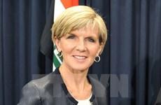 Ngoại trưởng Australia thăm Nhật Bản, Trung Quốc mở rộng quan hệ
