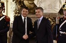 Argentina-Italy sẽ mở ra chương mới trong quan hệ song phương