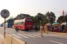 Hà Nội xử lý hơn 500 trường hợp vi phạm trật tự an toàn giao thông
