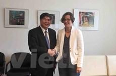 Việt Nam và Đức đẩy mạnh tăng cường hợp tác các địa phương