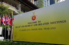 Hội nghị Bộ trưởng Kinh tế ASEAN trao đổi các định hướng lớn