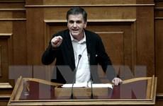 Hy Lạp cảnh báo chương trình cứu trợ có nguy cơ thất bại