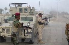 Được máy bay yểm trợ, Iraq giải phóng 5 ngôi làng khỏi tay IS