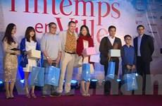 Gala Printemps en ville, điểm hẹn của cựu du học sinh Việt tại Pháp