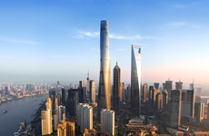 Tòa nhà cao nhì thế giới sắp mở cửa cho du khách thăm quan