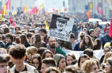 Hơn 350.000 Italy người xuống đường tuần hành phản đối mafia
