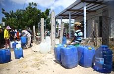 Hỗ trợ 1.000 hộ nghèo Bến Tre bị ảnh hưởng bởi mặn xâm nhập