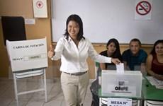 Peru nhiều khả năng phải tổ chức bầu cử tổng thống vòng hai