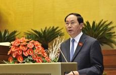 Các nước gửi điện mừng Chủ tịch nước, Thủ tướng, Chủ tịch Quốc hội