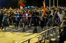EU hoãn đàm phán giải quyết khủng hoảng chính trị tại Macedonia