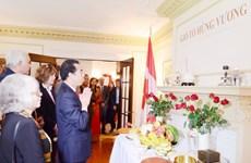 Cộng đồng người Việt ở Canada dâng hương giỗ tổ Hùng Vương