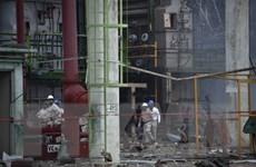 Đã có hơn 30 người chết trong vụ nổ nhà máy hóa dầu ở Mexico
