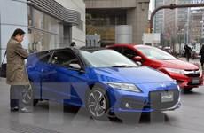 """Sản lượng ở nước ngoài của 8 """"đại gia ôtô"""" Nhật Bản tăng mạnh"""