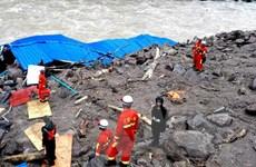 Trung Quốc: Lở đất chôn vùi hơn 40 công nhân xây dựng