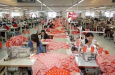 Xuất khẩu dệt may và da giày đạt giá trị trên 10 tỷ USD
