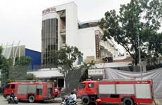 Hàn Quốc tặng 9 xe cứu hỏa đã qua sử dụng cho Việt Nam