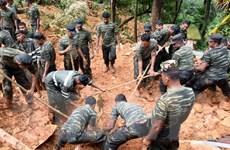Sri Lanka: Mưa lớn gây ra lở đất kinh khủng nhất trong lịch sử