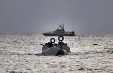 NATO hỗ trợ EU ngăn tàu buôn người trên biển Địa Trung Hải