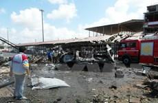 Liên hợp quốc và Mỹ lên án loạt vụ đánh bom tại Syria