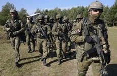 Các nước NATO ở Trung Âu sẽ điều quân tới vùng Baltic từ 2017