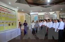 Triển lãm bản đồ và tư liệu về Hoàng Sa, Trường Sa tại Quảng Nam