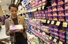 Kinh tế Mỹ tăng trưởng khiêm tốn do tiêu dùng trì trệ