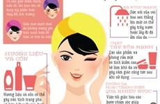 [Inforgraphics] Bạn đã biết cách bảo vệ làn da nhạy cảm chưa