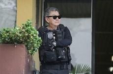 Brazil bắt giữ cảnh sát chống tham nhũng có tiếng vì buôn lậu