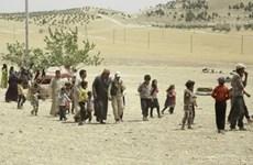Cuộc sống của dân Syria hồi hương sang trang khi không còn IS