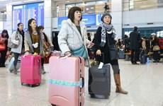 Việt Nam trong 5 nước có lượng visa vào Nhật nhiều nhất 2015