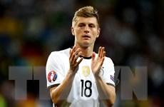 """EURO 2016: Toni Kroos - """"Ông chủ"""" thầm lặng của đội tuyển Đức"""