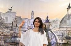 Italy: Với số phiếu áp đảo, thủ đô Rome có nữ thị trưởng đầu tiên