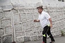 Đội ximăng tập thể dục, người đàn ông Trung Quốc giảm 30kg