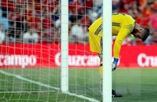De Gea có thể mất suất cho Casillas vì mắc nhiều sai lầm?