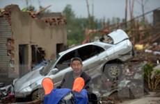 Trung Quốc: Trận mưa bão tồi tệ nhất 50 năm khiến gần 100 người chết