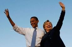 Tổng thống Obama tham gia vận động tranh cử cùng bà Clinton