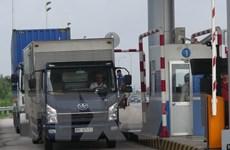 Khắc phục tồn tại trong thu phí trên cao tốc Hà Nội-Bắc Giang