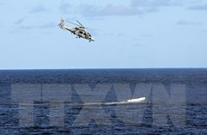 New Zealand triển khai quân đội tới Trung Đông chống cướp biển