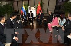 Venezuela và Trung Quốc ký các thỏa thuận hợp tác gần 3 tỷ USD